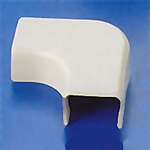 HellermannTyton TSR1-25-1 Elbow Cover for TSR1 Surface Raceway